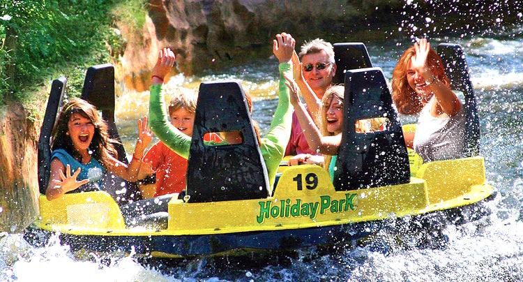 Holiday Park Gutschein 2 für 1 Coupon