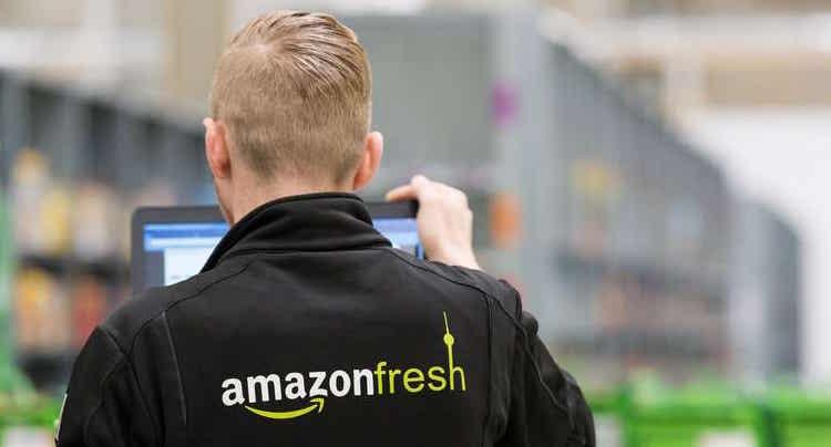 Amazon Fresh Gutschein