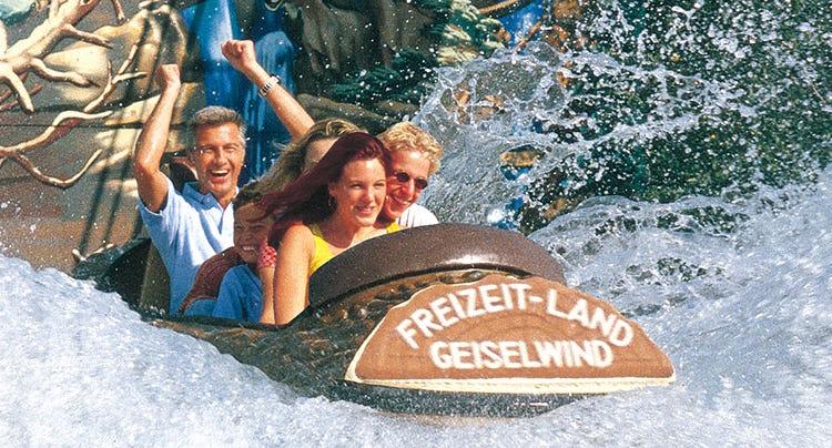 Freizeit-Land Geiselwind 2 für 1 Gutschein Coupon Rabatt