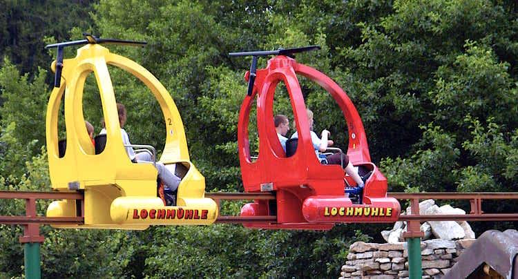 Freizeitpark Lochmühle Gutschein 2 für 1 Coupon