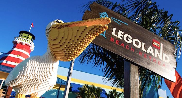 Legoland Gutschein 2 für 1 Coupon Rabatt Ticket