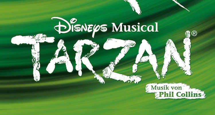 Tarzan Gutschein 2 für 1 Coupon Ticket