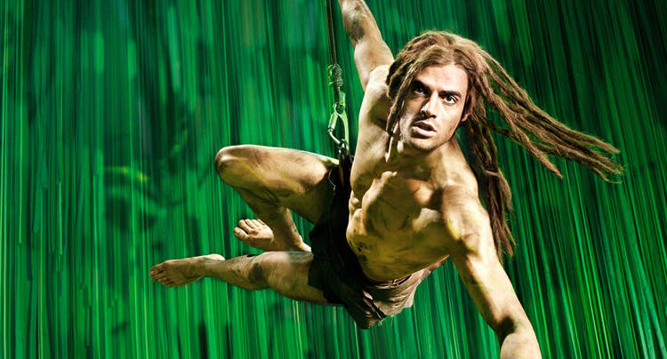 Tarzan Gutschein 2 für 1 Coupon