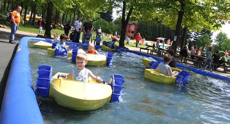 Panorama-Park Sauerland Wildpark Gutschein 2 für 1 Coupon