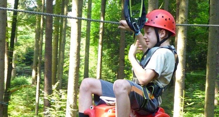 Wildfreizeitpark Oberreith Gutschein 2 für 1 Coupon
