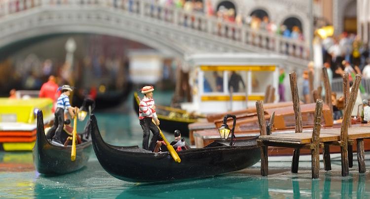 Miniatur Wunderland Venedig