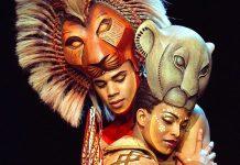 Der König der Löwen Musical Gutschein