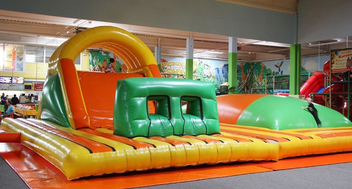 Jackelino Safari Indoor Spielplatz Gutschein 2 für 1 Coupon Ticket