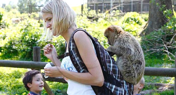 Affen-und-Vogelpark Eckenhagen Gutschein 2 für 1 Coupon Ticket