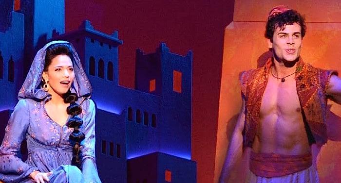 Aladdin Gutschein 2 für 1 Coupon
