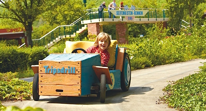 Erlebnispark Tripsdrill Gutschein 2 für 1 Coupon