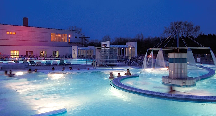 Europa Therme Bad Füssing Gutschein 2 für 1 Coupon