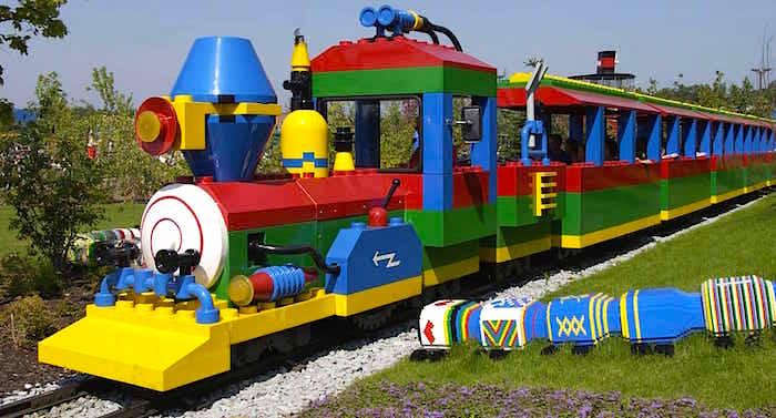 Legoland Gutschein 2 für 1 Coupon Ticket
