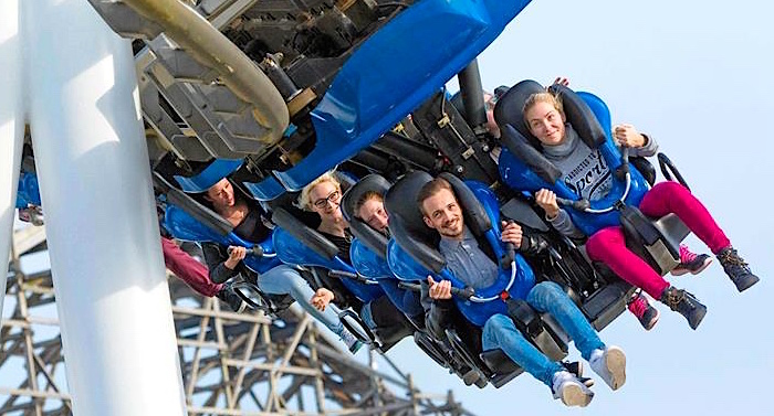 Movie Park Gutschein 2 für 1 Coupon