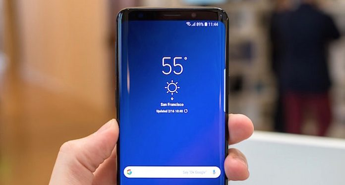 Samsung Galaxy S9 Gewinnspiel 2018