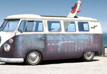 Auto Gewinnspiel VW Bulli