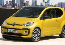 Auto Gewinnspiel VW Up!