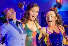 Mamma Mia Gutschein 2 für 1 Coupon Ticket