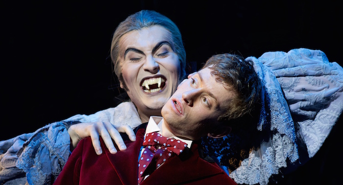 Tanz der Vampire Gutschein 2 für 1 Coupon Ticket