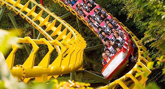 Avonturenpark Hellendoorn Gutschein 2 für 1 Coupon