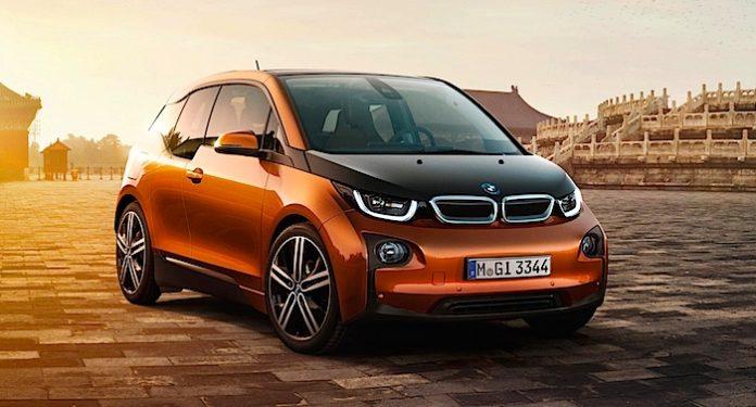Ferrero Auto Gewinnspiel BMW i3