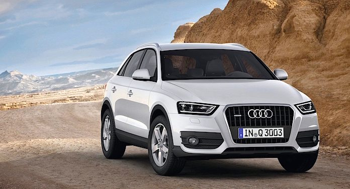Auto Gewinnspiel Audi Q3 gewinnen