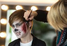 Bavaria Filmstadt Halloween Oktober 2018