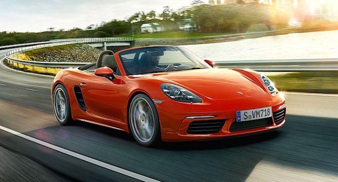 Gewinnspiel Porsche