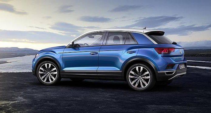 Auto Gewinnspiel VW T-Roc