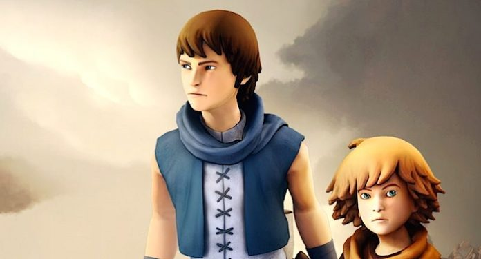 Brothers_ A Tale Of Two Sons