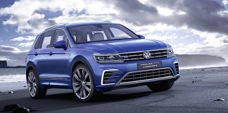 Burda Auto Gewinnspiel VW Tiguan
