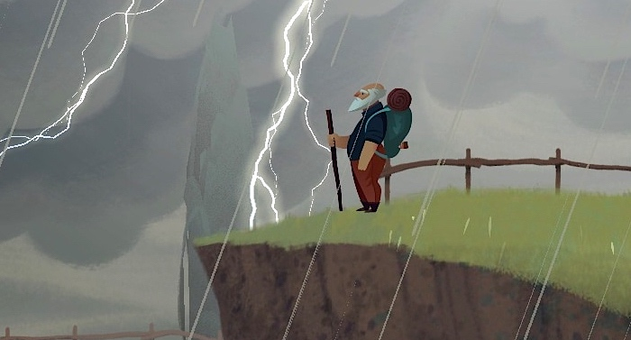 Old Man´s Journey