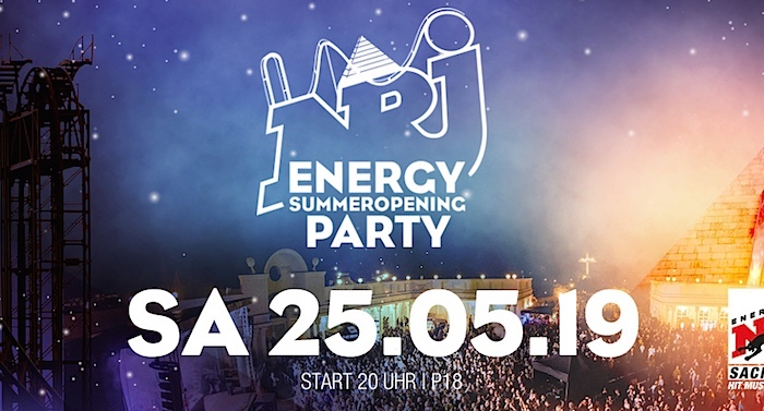 Belantis Energy Summeropening Party 2019