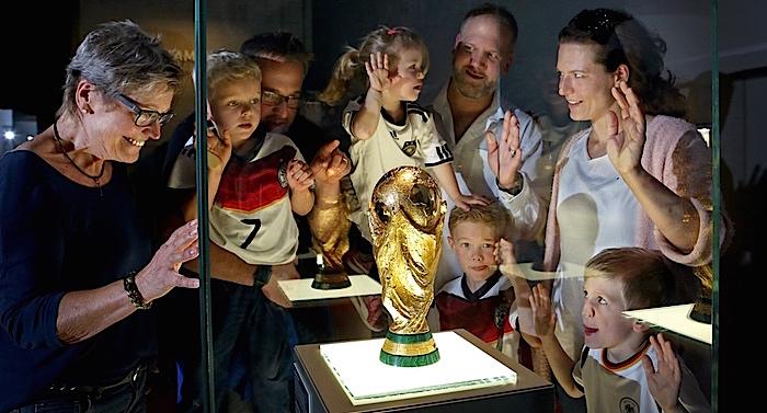 Deutsches Fußballmuseum Gutschein