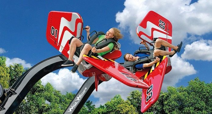 Erlebnispark Ferienpark Duinrell Tikibad