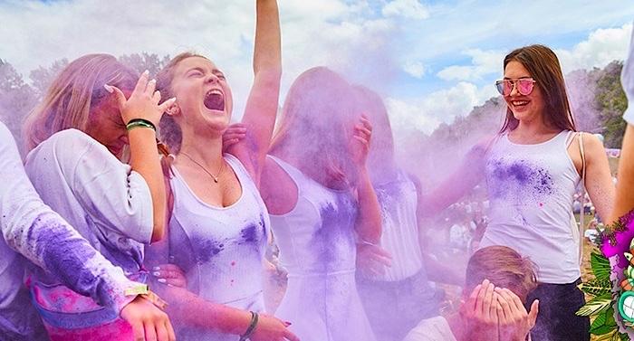 Farbgefühle Deutschland Festival Gutschein Ticket