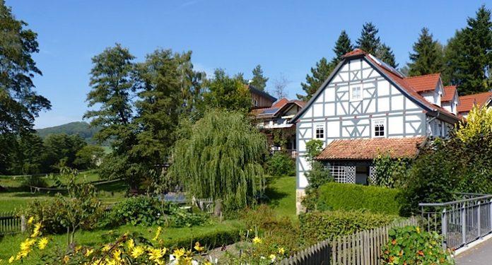 Hessen Tourismus Reise Gewinnspiel Weidelshof