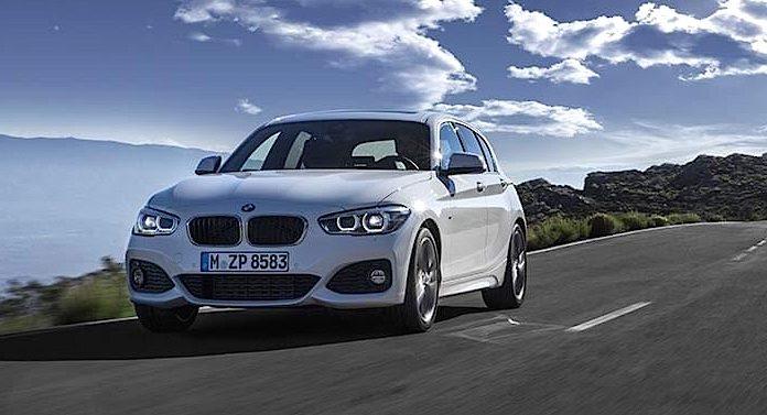 Interparking Auto Gewinnspiel BMW