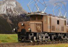 Snow Dome Modellbahn