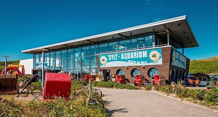 Sylt Aquarium 2 für 1 Gutschein