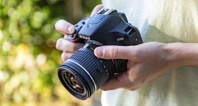 Technik Gewinnspiel Nikon D3500