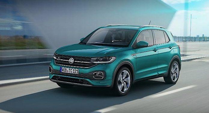 Auto Bild Gewinnspiel VW T-Cross