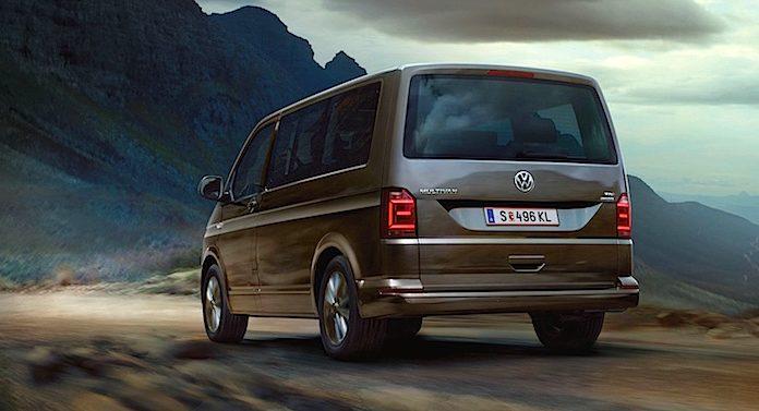 Knoppers Auto Gewinnspiel VW Multivan Trendline