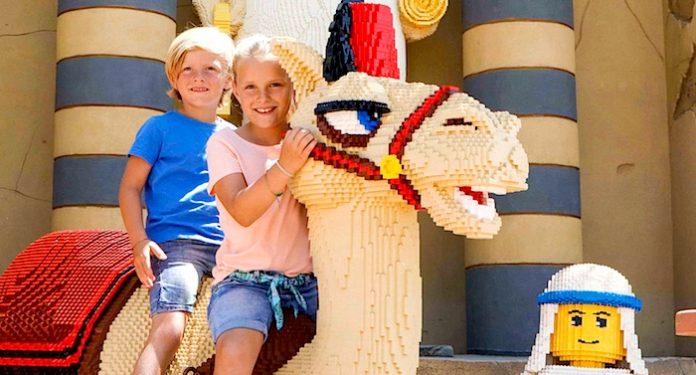 Legoland Deutschland Land der Pharaonen