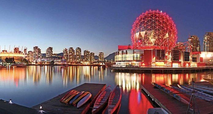 TUI Reise Gewinnspiel Vancouver