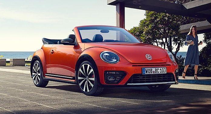Wagner Pizza Auto Gewinnspiel VW Beetle