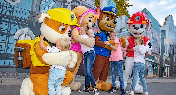 Movie Park Gutschein 2 für 1 Coupon Ticket