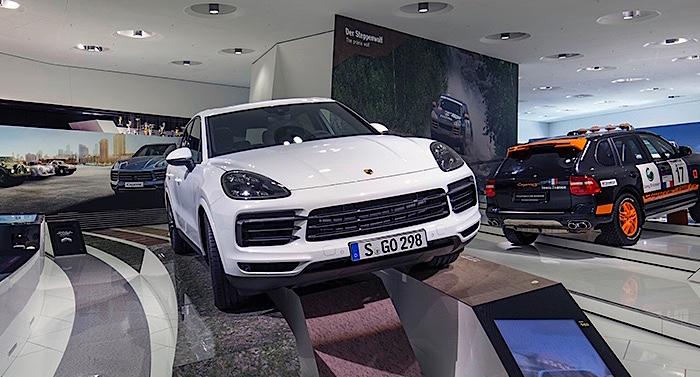 Porsche Museum Gutschein 2 für 1 Coupon Ticket