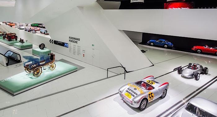 Porsche MuseumGutschein 2 für 1 Coupon