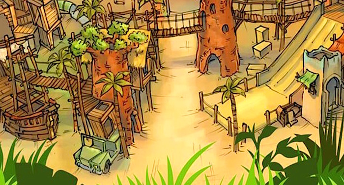 Safariland Stukenbrock Indoor-Spielplatz Kattas Welt